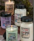 Swan Creek 12oz  Soy Pantry Jar Collection Candle