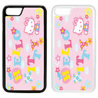 Hello Kitty Printed Back PC Case Cover - S-T1451