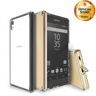 [FREE] Tempered Glass | Ringke [FUSION] Clear Protective Case for Xperia Z5