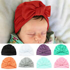 Cute Baby Boy Girl Infant Newborn Winter Warm Beanie Cotton Cap Turban Hat New