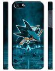 San Jose Sharks Logo iPhone 5S 5c 6 6S 7 8 X XS Max XR Plus SE Case Cover 7 $16.95 USD on eBay