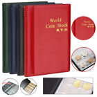 120 Collecting Coin Penny Money Pocket Storage Album Book Holder Case Collection