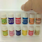 12pcs/Set Pure Aromatherapy Essential Oils Fragrance Spa Bath Skin Care Hot