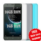"""Blackview E7S Mobile Phone 3G HD Quad Core 5.5"""" Android 6.0 MT6580 2GB+16GB GPS"""