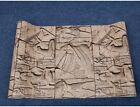 10m Egyptian Culture Stone Vintage Restoring Ancient Way Pyramid Mural Wallpaper