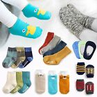 "Vaenait Baby Kids Toddler Clothes Boys Non Slip Skid Socks ""23style Socks"" 1T-7T"