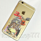Studio Ghibli Anime iPhone 5s se 6 6s 7 Plus Case Silicone TPU Soft Free Ship #4