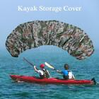 Kayak Canoe Marine Boat Storage Cover Waterproof UV Sun Protection Cover K0R5