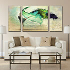 3Pcs HD Print Women Abstract Home Wall Art Decor Canvas Oil Painting