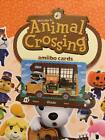 Animal Crossing Welcome Amiibo Cards Series 5|Pick & Choose|FREE Shipping!!!!!
