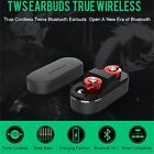 T8 Mini Twins Wireless Bluetooth Stereo In-Ear Earphones Earbuds Phone Headset
