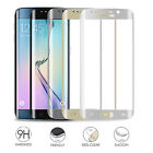 Full Coverage Premium Tempered Glass Screen Protector Film For iPhone Samsung S8