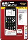 BRAND NEW Texas Instruments TI-84 Plus CE Graphing Calculator - MULTI COLORS
