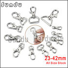 Внешний вид - Wholesale Metal Swivel Clasp Various Sizes Lanyard Snap Hook Lobster Claw Clasps