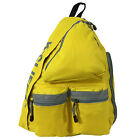 Safety Bright Color Sling Backpack Body Bag w/Reflective stipe - RT109