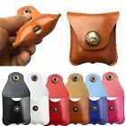 PU Leather Carry Bag Sleeve Charging Charger Case For Apple AirPods Earphones