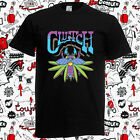 New Clutch Concert Tour Logo American Rock Band Men's Black T-Shirt Size S-3XL image