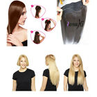 "16""-24"" One Piece Secret Invisible Wire  Handband Human Hair Extension 100g"