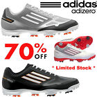 ADIDAS GOLF SHOES ADIZERO ONE MENS GOLF SHOES * LIMITED STOCK * NEW ALL SIZES