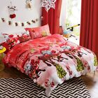 Cute Butterfly Single Double Queen King Size Doona Duvet Quilt Cover Bed Set New