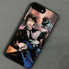 Black Butler Kuroshitsuji iPhone 5S SE 6s 7 Plus Case Cover PC+TPU Free Ship #17