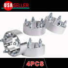 4X Wheel Spacers Hub Centric Ford F-150 Raptor Expedition Adapters 2