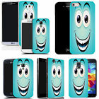 hard slim case cover for many mobiles - smiley caricature