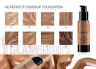 INGLOT High Definition Perfect Coverup Foundation 35ml All Shades 100% Authentic