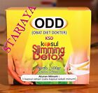 Detox Slimming Capsules ODD Slimming Body Fat