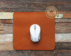 Ted Brown Korea Natural Cowhide Leather PC Computer Laptop Gaming Mouse Pad Mat