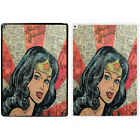 Comic Book Printed PC Case Cover For Apple iPad - Wonder Woman - S-A910