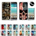 For LG LV3 / Aristo / LG K8 (2017) Slim Fitted Cover Clear Flexible TPU Case