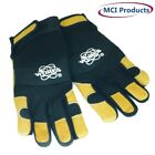 White's Signature Series Leather Fabric Metal Detector Gloves 601-1269