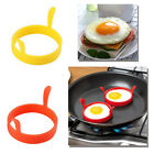 SILICONE FRIED EGG RINGS CIRCLE MOULD BREAKFAST KITCHEN COOKING TOOL UTENSIL