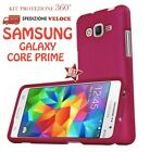 COVER CUSTODIA CASE IN GOMMA GEL SILICONE TPU per SAMSUNG GALAXY CORE PRIME !!