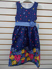 Girls American Princess Floral Dresses Size 5 - 12