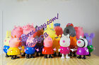 Choice of 21 Peppa Pig Figures Dr Brown Bear Mrs Rabbit Cousin Chloe US Seller