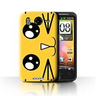 STUFF4 Phone Case/Back Cover for HTC Desire HD/G10 /Cute Kawaii