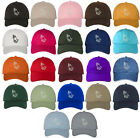 Praying Hands Embroidered Low Profile Baseball Cap - Many Styles