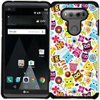 LG V20 Case Slim Hybrid Armor Case Dual Layer Protective Phone Cover