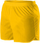 """Light As Air,Barely There""Silky Nylon Tricot Unisex Running Shorts Med 6 Colors"
