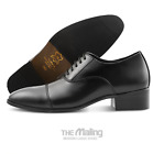 [Brand New] The Maling Mens seed Black Brown Dress shoes