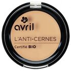 Anti-cernes correcteur de teint bio AVRIL 100% naturelle made  france teintes