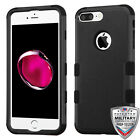 For Apple iPhone 7 / 7 Plus Hybrid ShockProof Rubber Hard Protective Case Cover