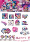 Shimmer and Shine Birthday Party Decoration Tableware Plates Napkins Cups
