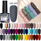BORN PRETTY 6ml Matt Nagel Gellack Soak Off UV Gel Nagellack Soak off Gel Polish