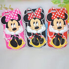 Cute 3D Minnie Mouse Disney Cartoon Silicone Case Cover For iPhone 5/5s/6/6Plus