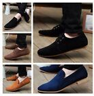 2017 NEW British Men's Casual Lace Slip On Loafer Shoes Moccasins Driving Shoes