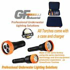 Green Force Torches GF Industrial Dive Lights GFI 1650, GFI 2000 and GFI 3000