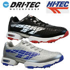 MENS HI TEC WATERPROOF DRI TEC SPIKE GOLF TRAINERS SHOES SIZE UK 7-12 RRP £60